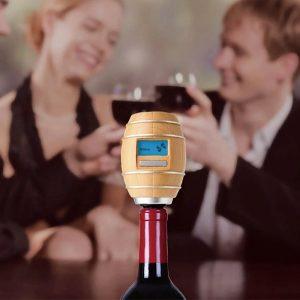 Aérateur de vin électrique 2.