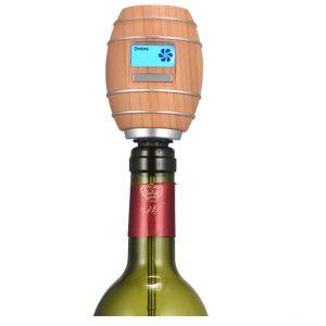 Aérateur de vin électrique 3.
