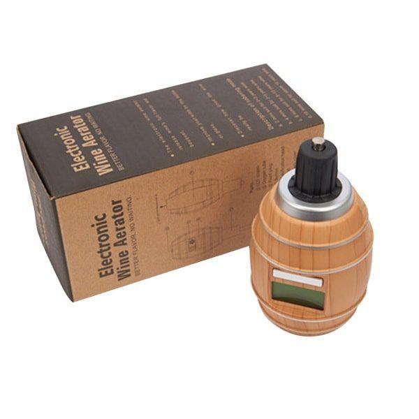 Aérateur de vin électrique 4.