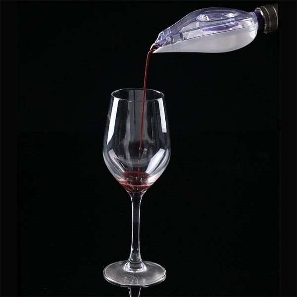 Aérateur de vin magic decanter 2
