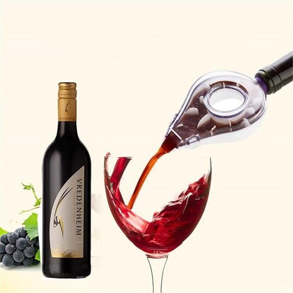Aérateur décanteur de vin
