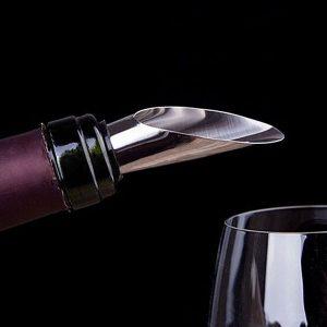 Bouchon aérateur de vin 5