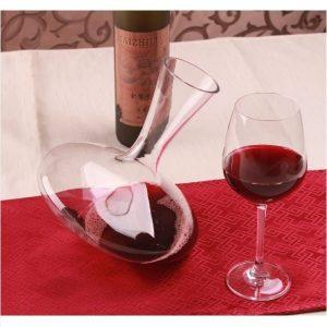 Carafe à décanter le vin