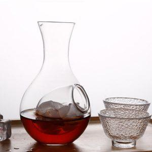 Carafe à vin avec rafraichisseur