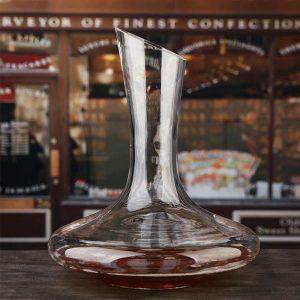 Carafe à vin en verre 3