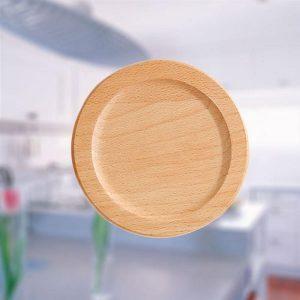 Dessous de verre en bois
