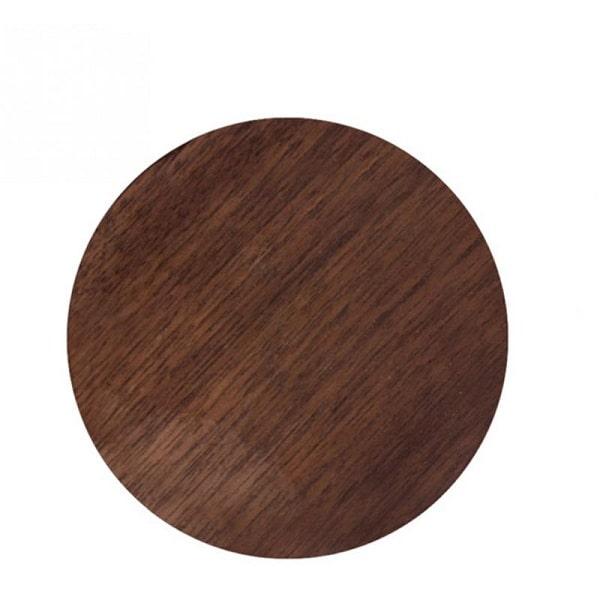 dessous de verre en bois naturel saveur vin. Black Bedroom Furniture Sets. Home Design Ideas