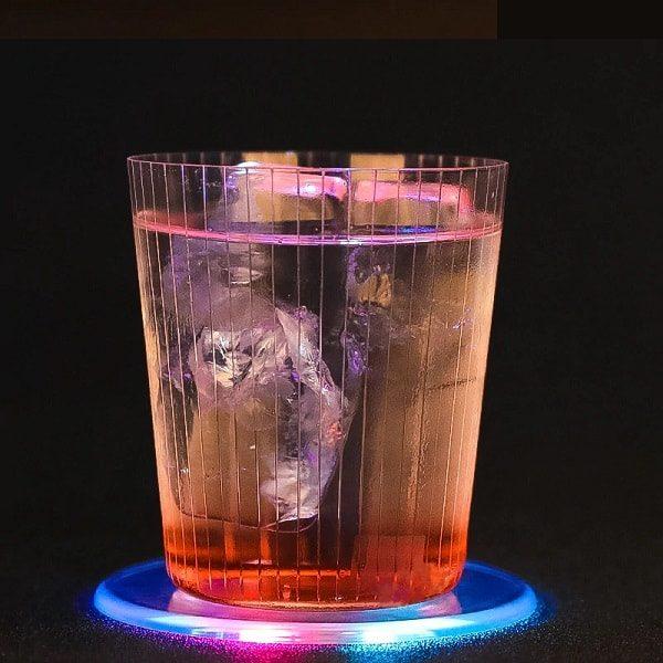 Dessous de verre lumineux 3