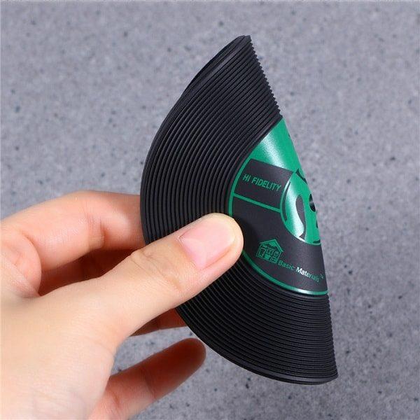 Dessous de verre vinyle (lot de 4) 3