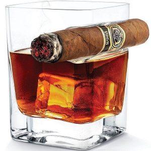 Verre à whisky cigare 1