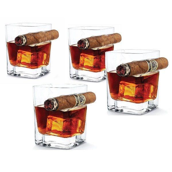 Verre à whisky cigare 4