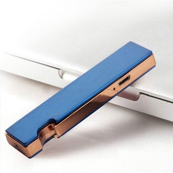 Décapsuleur Briquet bleu