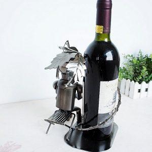 Porte bouteille de vin du pêcheur, 4