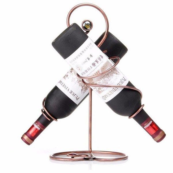Porte bouteille de vin original, 1