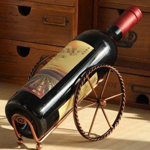 Porte bouteille de vin pour la table 1
