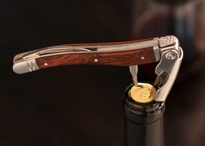 Le couteau de sommelier