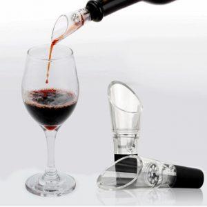 Des accessoires pour bonifier le vin