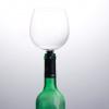 Bouchon verre pour bouteille de vin_3