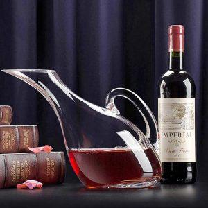 Carafe à décanter pour vin