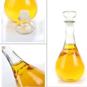 Carafe à vin avec bouchon verre, très pratique