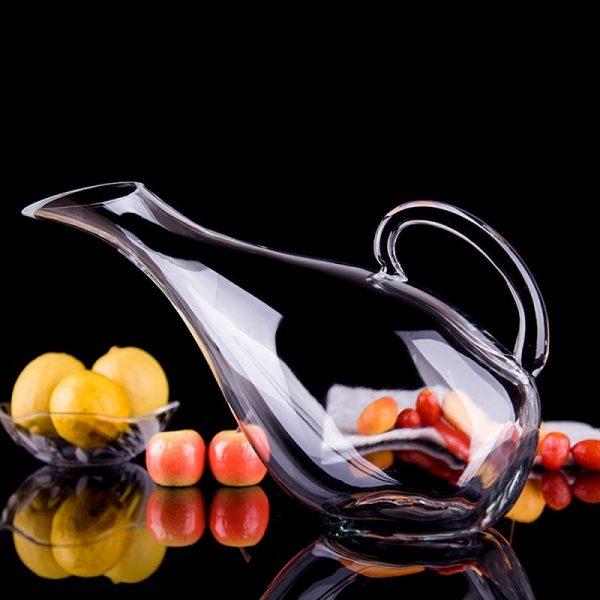 Carafe oblique pour vin