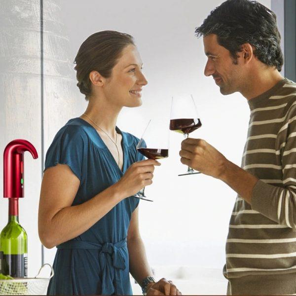Décanteur à vin pour bouteille