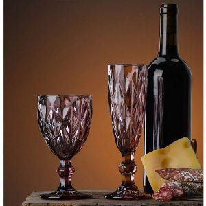 Verre à vin ancien (x2)