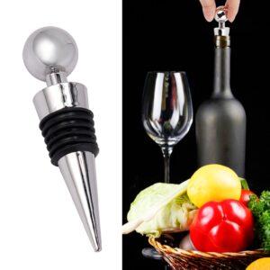 Bouchon bouteille vin en silicone