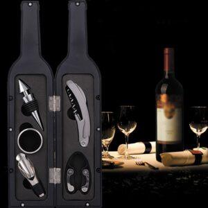 Coffret ouvre bouteille vin