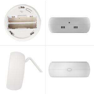 Thermometre et hygrometre connecté wifi