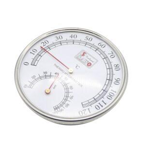 Thermometre et hygrometre pour cave a vin