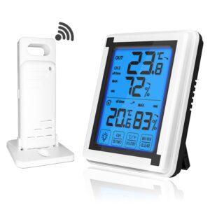 Thermometre hygrometre avec sonde