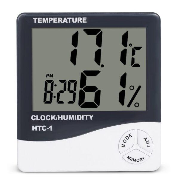 Thermometre hygrometre cave