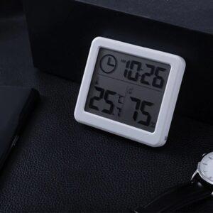 Thermomètre hygromètre cave à vin