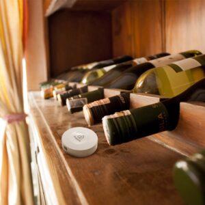 Thermomètre hygromètre connecté cave à vin