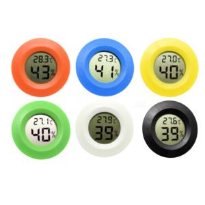 Thermomètre hygromètre intérieur