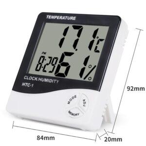 Thermometre hygrometre pour cave