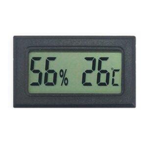 Thermomètre pour cave à vin
