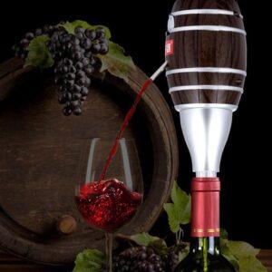 Verseur aerateur de vin