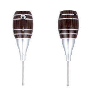 Verseur et aerateur de vin tonneau