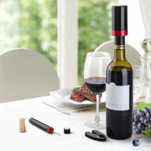 Bouchon vin conservation