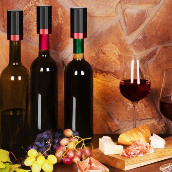 Bouchon vin de conservation