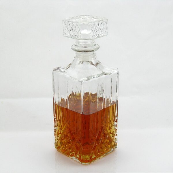 Carafe a whisky ancienne
