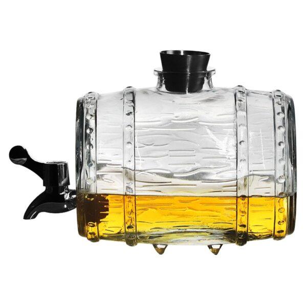 Carafe à whisky super originale