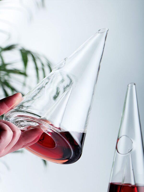 Carafe pour vin rouge