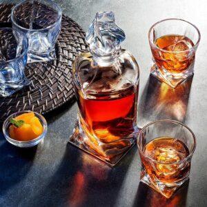 Carafe pour whisky design