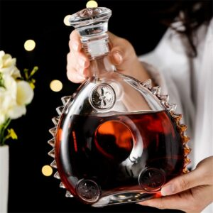 Carafe spiritueux et alcool fort
