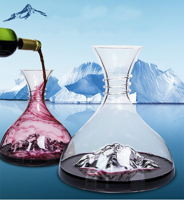 Carafe vin super originale