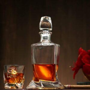 Carafe whisky design
