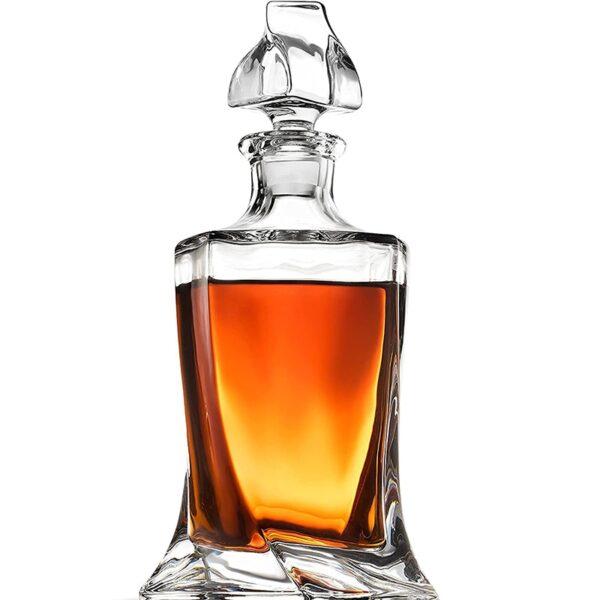 Carafe whisky design moderne